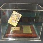 Plaque with Acrylic Box